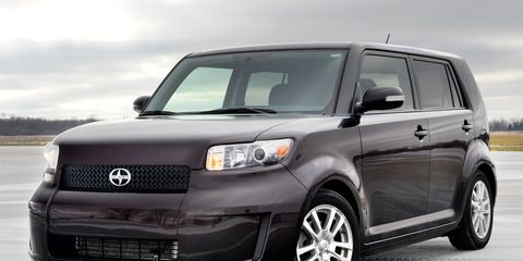 Honda Element And Scion XB Will Not Be Released Anytime Soon >> 2008 Scion Xb