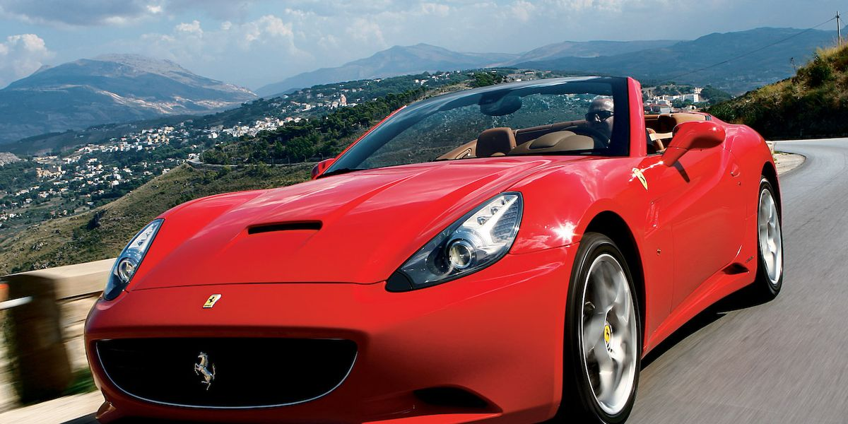 2009 Ferrari California Second Drive