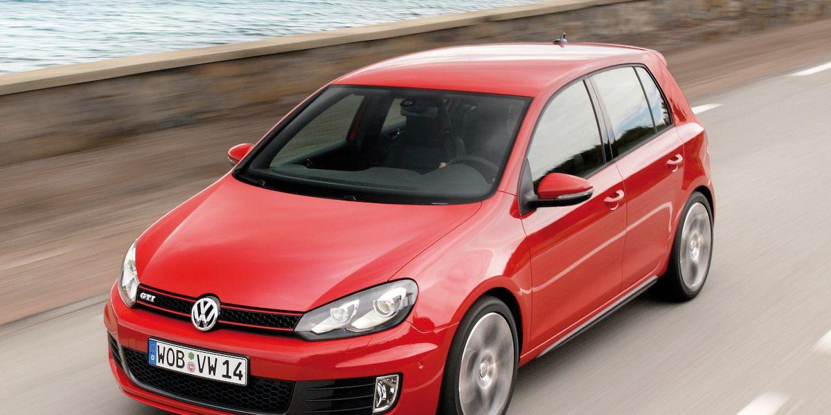 2010 Volkswagen Gti First Drive
