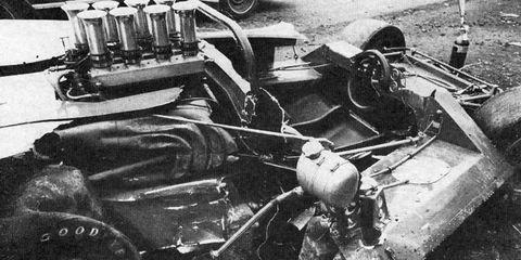 Machine, Engine, Automotive engine part, Fuel line, Nut, Automotive fuel system, Scrap,