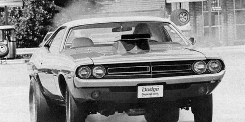 The Heirs of Woodward Avenue: Detroit's 1970s Street-Racing Culture