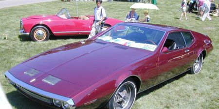 Tire, Wheel, Vehicle, Land vehicle, Car, Hood, Classic car, Pink, Fender, Automotive exterior,