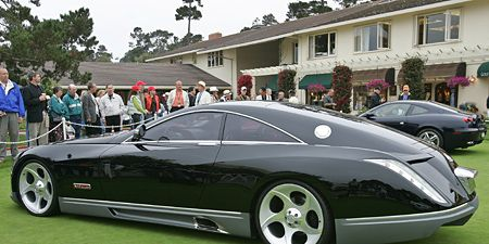 Pebble Beach Car Show >> 2006 Pebble Beach Concours D Elegance Photo Gallery