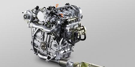 Metal, Engine, Auto part, Machine, Automotive engine part, Silver, Steel, Transmission part, Motorcycle accessories, Engineering,