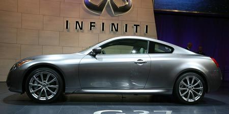 Used Aston Martin For Sale >> 2008 Infiniti G37 Coupe