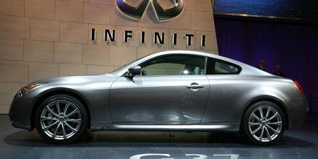 2008 Infiniti G37 Sport >> 2008 Infiniti G37 Coupe