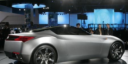 acura advanced sports car concept acura advanced sports car concept