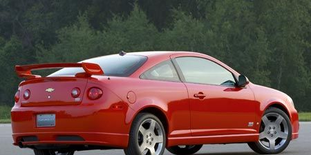 Certified Used Toyota >> Chevrolet Cobalt SS Supercharged Killed