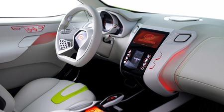 Motor vehicle, Mode of transport, Steering part, Product, Automotive design, Transport, Steering wheel, Red, White, Car,