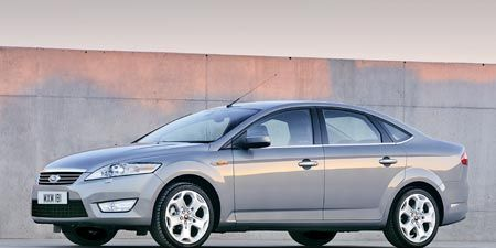 2008 Ford Mondeo 2 5T