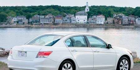 Honda Announces Pricing for All-New 2008 Accord