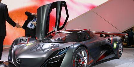 Mazda Furai Price >> Mazda Furai Concept