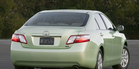 Among Hybrids The Toyota Camry And Chevrolet Malibu Offer Best Overall Value