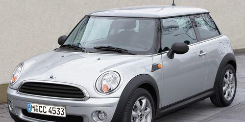 2009 Mini One Mini One Clubman