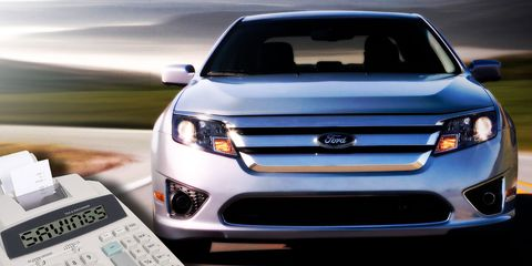 2010 Ford Fusion And Mercury Milan Qualify For Industry S Highest Hybrid Tax Credit