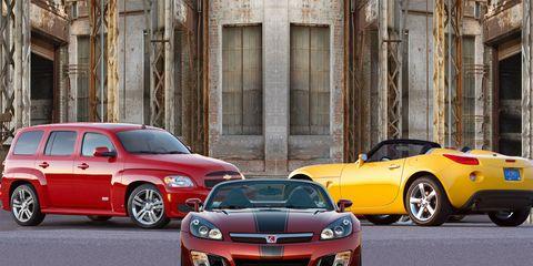Dealer Installed Performance Option For Pontiac Solstice Gxp The