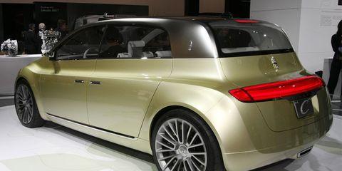 Tire, Wheel, Automotive design, Vehicle, Land vehicle, Automotive exterior, Car, Personal luxury car, Vehicle door, Concept car,
