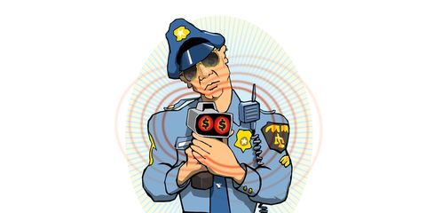Cap, Uniform, Animation, Costume accessory, Fictional character, Costume hat, Law enforcement, Graphics, Illustration, Baseball cap,