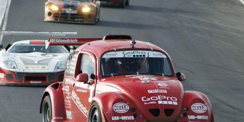 Volkswagen Beetle Fun Cup Racer