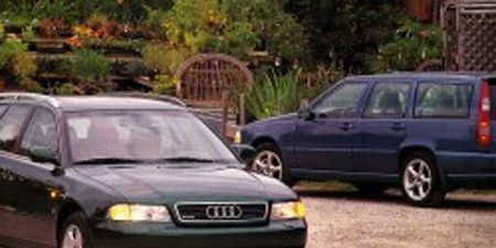 Audi A4 Avant Quattro vs  Volvo V70 AWD –