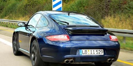 2009 Porsche 911 Carrera S Look For 385 Hp And A 7 Speed