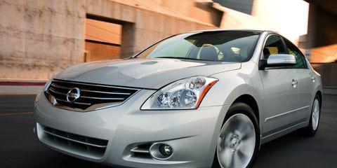 2011 nissan altima coupe 3.5 sr 0-60