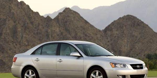 2006 Hyundai Sonata Lx V 6