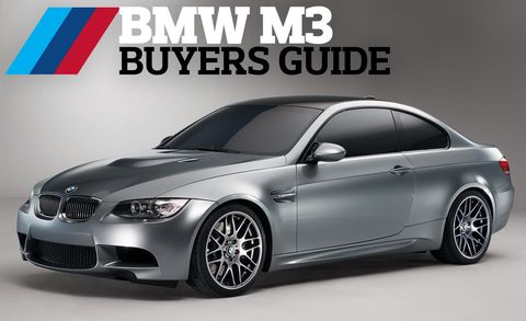 bmw m3 buyers guide graphic