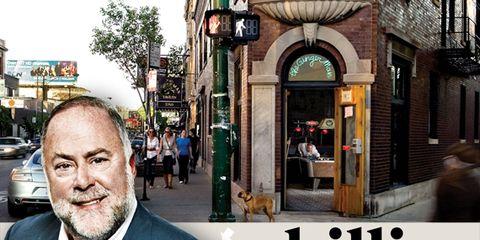Lighting, Town, Street, Beard, Blazer, Door, Pedestrian, Carnivore, Facial hair, Moustache,