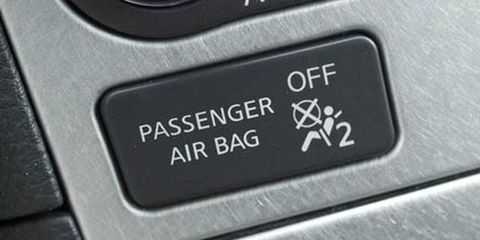 NHTSA Investigating 12 Million Cars for Non-Deploying Airbags ... on airbag suspension, airbag schematic diagram, airbag safety, airbag connectors, airbag sensors,
