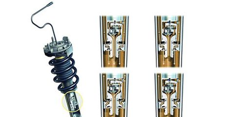 Cable, Technology, Coil spring, Machine, Wire, Electrical supply, Suspension, Suspension part, Shock absorber,