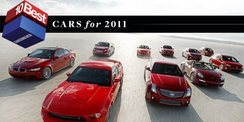 Car And Driver 10 Best >> 10best 2011 10best Cars Feature Car And Driver