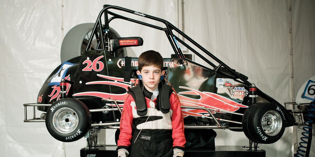Inside the World of Youth Racing - Feature - Car and Driver