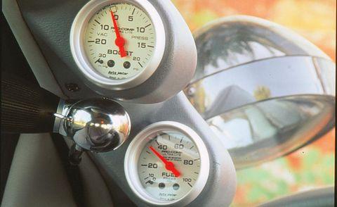 Mode of transport, Transport, Gauge, Glass, Measuring instrument, Speedometer, Circle, Gas, Transparent material, Number,