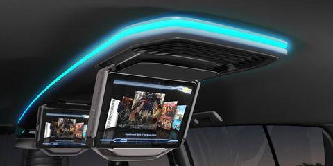 Automotive design, Electronic device, Display device, Technology, Gadget, Automotive mirror, Multimedia, Cameras & optics, Luxury vehicle, Electronics,