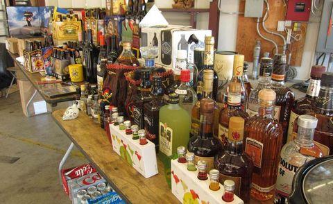 Bottle, Alcohol, Glass bottle, Drink, Alcoholic beverage, Distilled beverage, Bottle cap, Market, Collection, Barware,