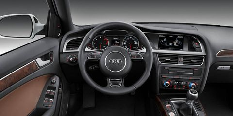 Quick Spin Refreshed 2013 Audi A4s4 Driven