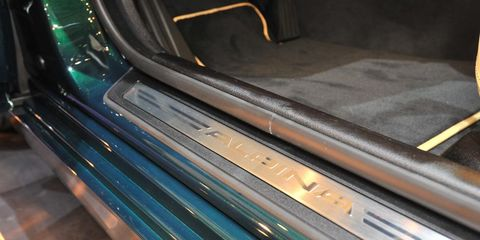 Machine, Teal, Composite material, Steel, Trunk,
