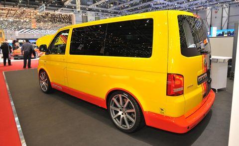 Motor vehicle, Mode of transport, Automotive design, Van, Yellow, Vehicle, Transport, Automotive mirror, Vehicle door, Automotive exterior,
