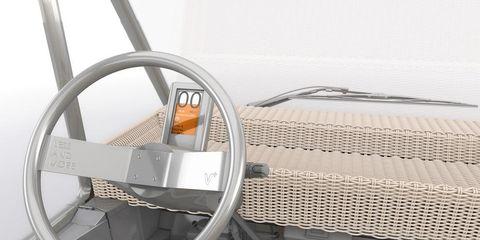 Steering wheel, Steering part, Machine, Steel, Carbon,