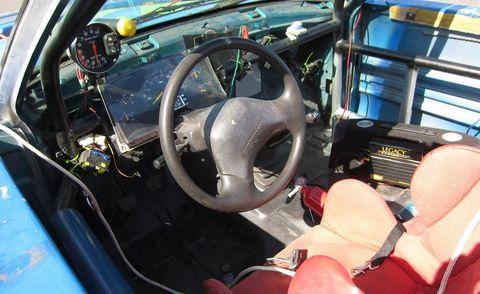 Motor vehicle, Steering part, Mode of transport, Steering wheel, Transport, Vehicle door, Speedometer, Center console, Gauge, Fixture,