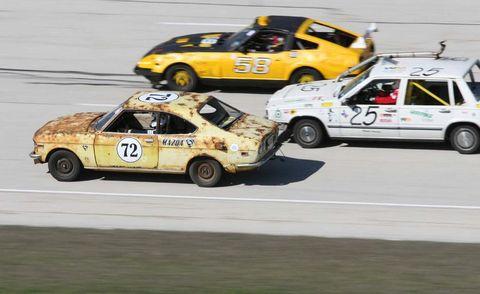 Wheel, Vehicle, Land vehicle, Car, Motorsport, Race car, Auto racing, Racing, Touring car racing, Automotive carrying rack,