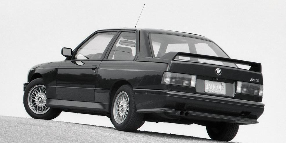 1988 BMW M3 Races Its Way Into Our Hearts