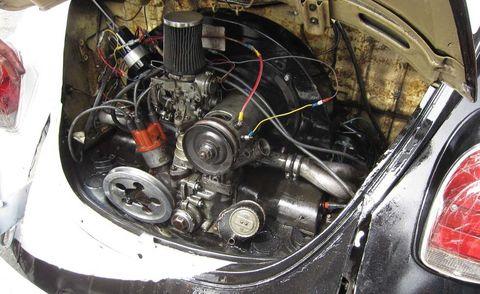 Engine, Automotive engine part, Automotive tail & brake light, Automotive super charger part, Fuel line, Nut, Wire, Kit car, City car, Automotive fuel system,