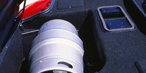 Vehicle, Car, Auto part, Trunk, Automotive exterior, Center console,