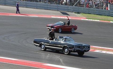 Tire, Wheel, Automotive design, Vehicle, Land vehicle, Road, Car, Sport venue, Race track, Asphalt,
