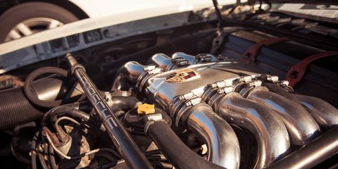 Motor vehicle, Engine, Automotive engine part, Automotive fuel system, Fuel line, Automotive super charger part, Kit car, Automotive air manifold, Pipe, Steel,