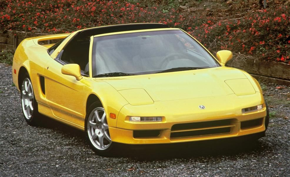 1991-2005 Acura NSX Buyer's Guide