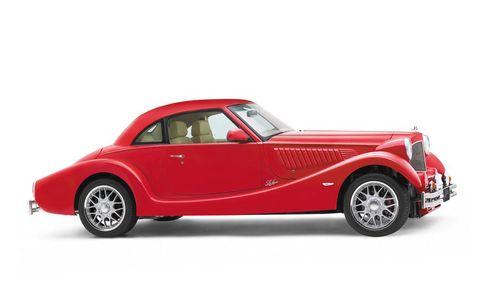 Automotive design, Vehicle, Red, Car, Automotive lighting, Vehicle door, Fender, Convertible, Hood, Classic car,