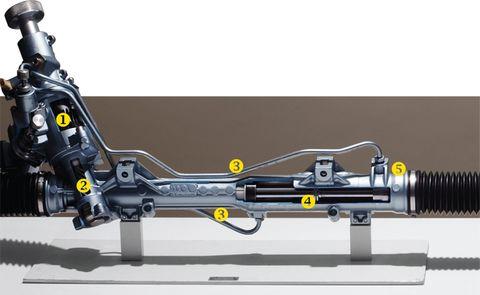 Image Travis Rathbone Roy Ritchie Hydraulic Steering